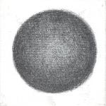 Pencil on canvas, 10/10 cm, 2012
