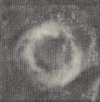 Nitro monotype on canvas, 10/10 cm, 2012