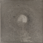 Charcoal on canvas, 10/10 cm, 2012