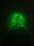 light sculpture science festival