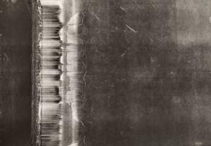 """""""Pulse"""", monotype, 100/70 cm, 2014"""