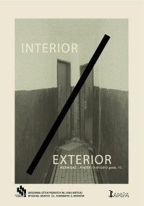 Interior/exterior exhibition