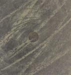 """Gravity"", ""Impressions of Jupiter series"", 7/7cm, oil pastels on paper, 2017"